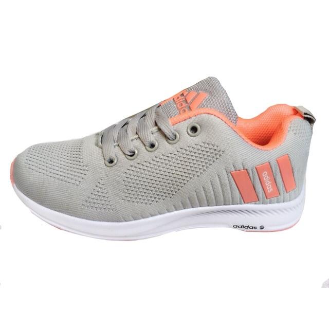 Giày thể thao nữ 3 vạch- Mã 88