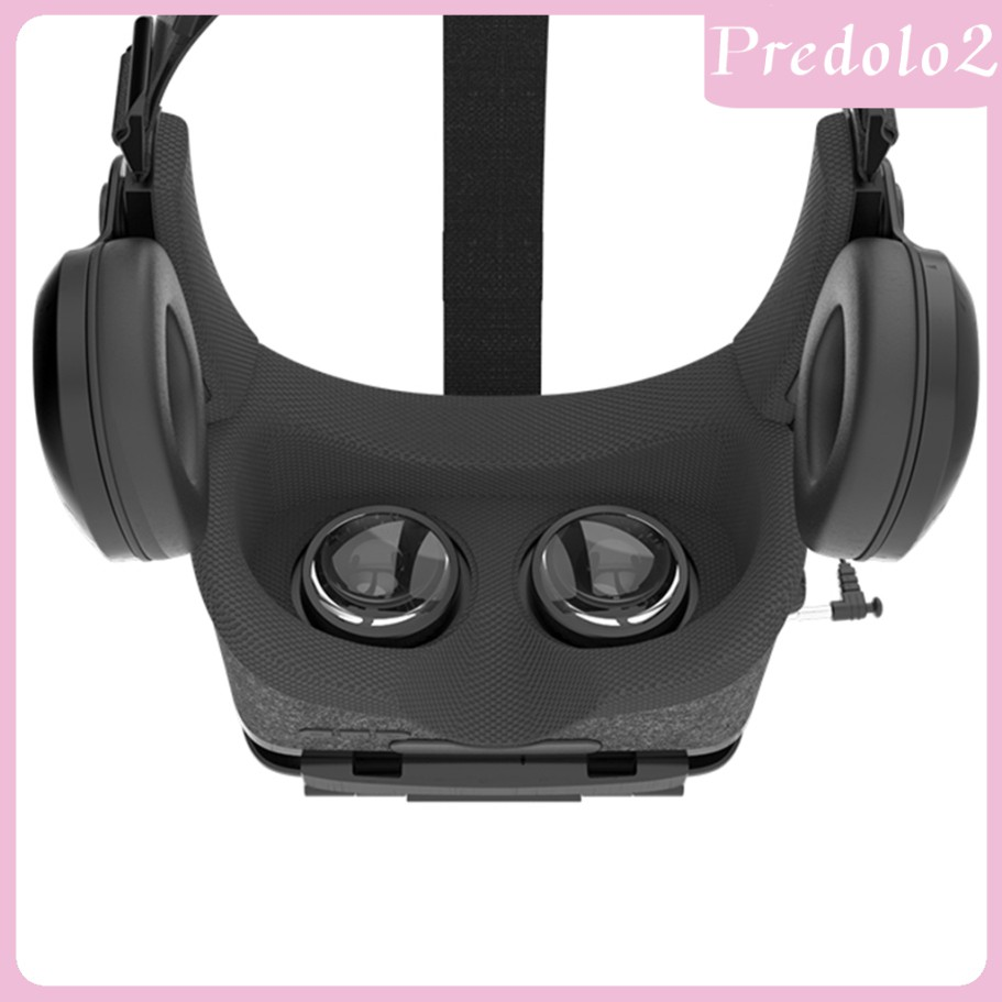 [PREDOLO2] Z5 Virtual Reality Headset 3D VR Glasses For iPhone Android Smart Phone