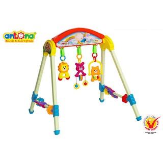 Đồ chơi – Kệ chữ A – Bé tập thể dục – Ngôi nhà tuổi thơ – Phiên bản tiêu chuẩn – ANTONA