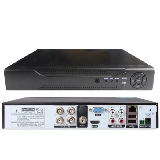 Đầu ghi Camera 12 kênh IP 4 kênh AHD/TVI/CVI