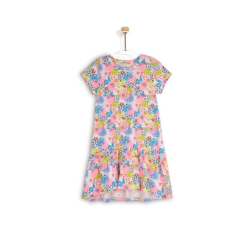 Áo Đầm Easy Dress M.D.K Signature Aop Ez Dress M.D.K