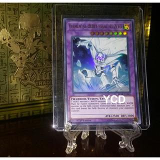 Thẻ bài yugioh chính hãng Elemental HERO Absolute Zero-Ultra Rare