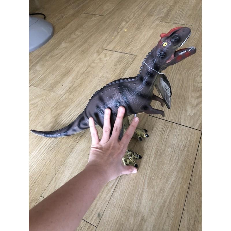 Khủng long, rồng 3 đầu, siêu to khổng lồ, dài đến 71cm