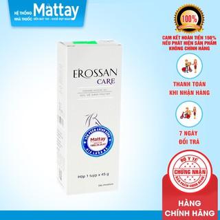 Erossan Care - Tuýp 45g - Làm Sạch Vùng Kín, Ngăn Ngừa Nấm Ngứa thumbnail