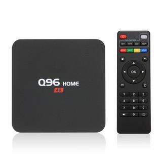 BOX SMART TIVIBOX ANDROID 4K (biến TV thường thành TV thông minh)