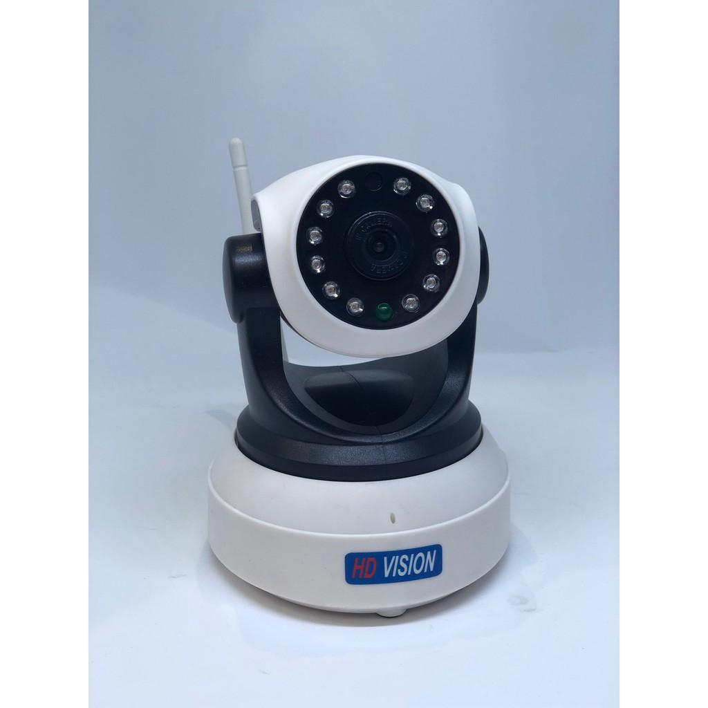 Camera WIFI không dây HD VISION -720P siêu nét