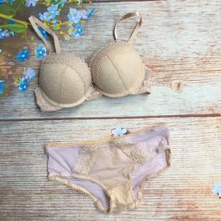 Bộ đồ lót ren viền nâng ngực – BL04