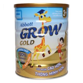 Sữa bột Abbott Grow Gold 3+ 900g (3 - 6 tuổi) thumbnail
