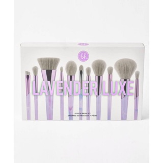 Bộ Cọ trang điểm BH Cosmetics Lavender Luxe 11 Piece Brush Set thumbnail