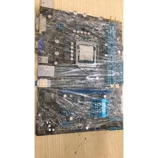 Combo Main Asus H61 + G2030 + Ram 4G + Quạt