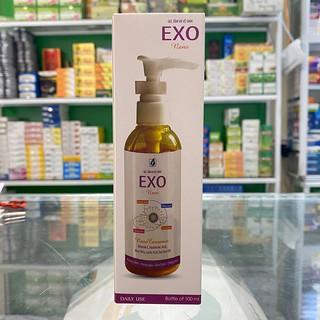 Gel tắm và vệ sinh phụ nữ EXO NANO 100ml 4