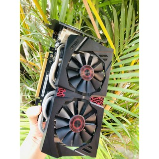 Card đồ họa Asus GTX960 Strix 2GB Gaming GDDR5 128Bit