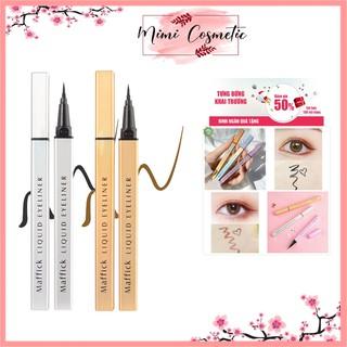 [mỹ phẩm nội địa trung] Bút kẻ mắt dạng lỏng Fei Xi Color Eyeliner Pen Biscuit Eyeliner Không thấm nước lâu trôi thumbnail
