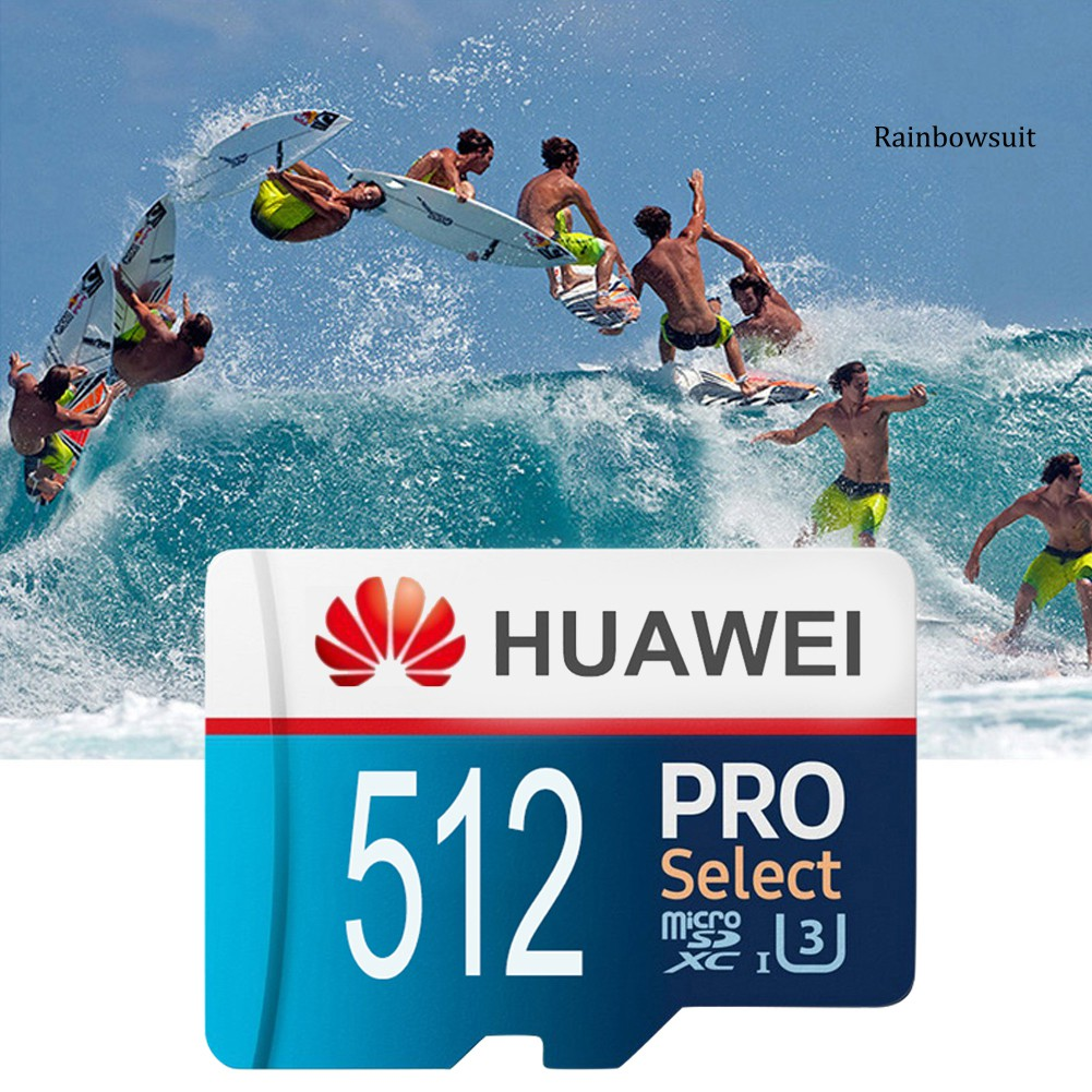 Thẻ Nhớ Tiện Lợi Cho Điện Thoại Huawei Pro 64g / 128g / 256g / 512g / 1t