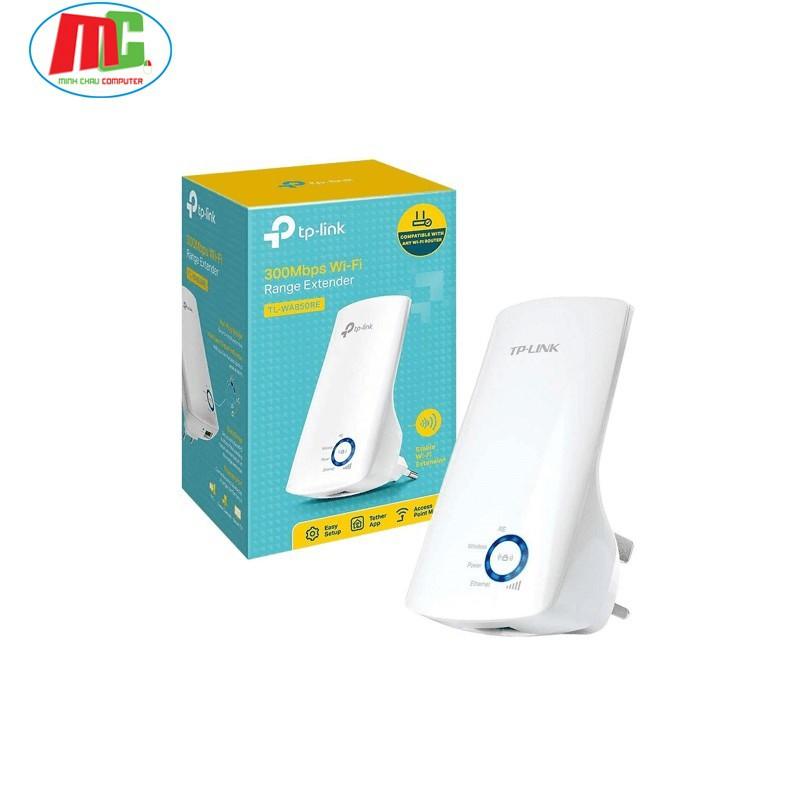 Bảng giá Bộ Kích Sóng Wifi Repeater 300Mbps TP-Link TL-WA850RE - Hàng Phong Vũ