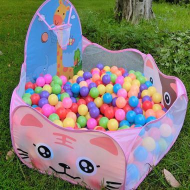 Lều bóng Kitty, Đôremon, Hươu cho bé ( không kèm bóng)