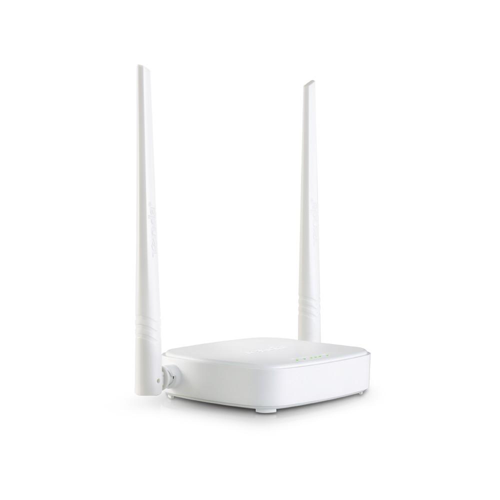 Bộ phát wifi Tenda N301 2 Râu Chuẩn N300Mbps, Tenda F9 Xuyên Tường Khỏe Chuẩn N600Mbps - Hàng Chính Hãng