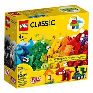 Đồ Chơi Lắp Ghép, Xếp Hình LEGO – Bộ Gạch Classic Ý Tưởng 11001