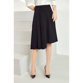 Chân váy dài xếp ly 1 bên - 20Again thumbnail