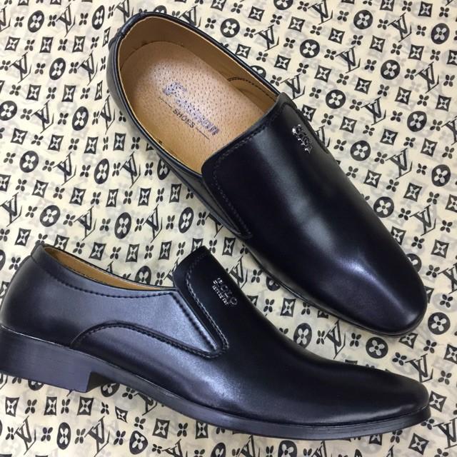[SALE GIÁ SỈ][XƯỞNG GIÀY GIÁ RẺ]Giày công sở trơn bán chạy