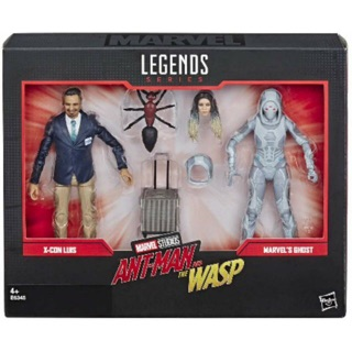 Mô hình Marvel Legends X-Con và Ghost