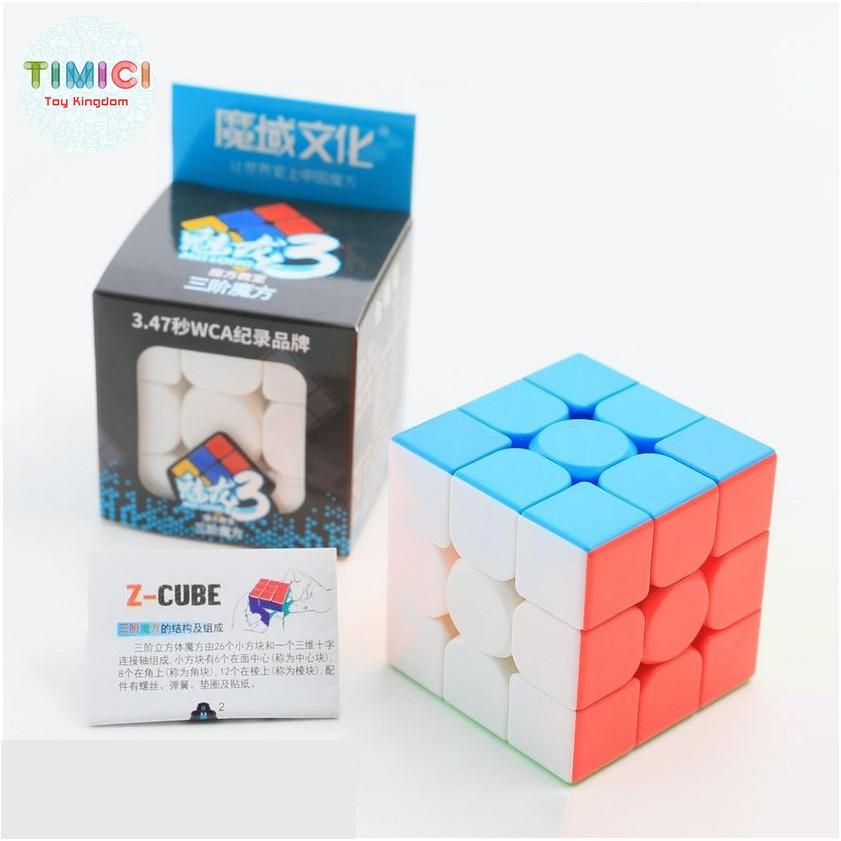 [RB003] Rubik 3×3 MeiLong 3M 3 M Series MoYu Rubic 3 Tầng
