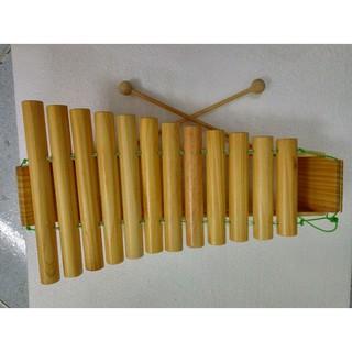 Đàn T-rưng gỗ cho bé C369