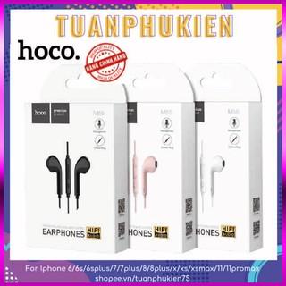 Tai Nghe Hoco ⚡ Tai Nghe Hoco M55 Có Dây Nhét Tai Siêu Hay Có Mic - Bảo Hành 6 Tháng FULLBOX - Tuấn Phụ Kiện