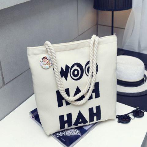 ง่ายหญิงถุงผ้าใบกระเป๋าศิลปะกระเป๋ากระเป๋าโรงเรียนมัธยมสดถุงผ้าถุงสะดวกกระเป๋าแฟชั่นเกาหลี