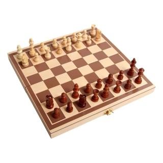 Đồ chơi gỗ – cờ vua gỗ cao cấp