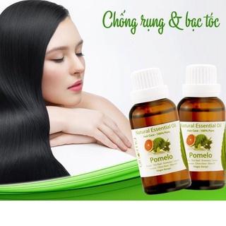 Tinh dầu dưỡng tóc Vỏ Bưởi, Chứng nhận Hữu Cơ, Nhập Khẩu Pháp thumbnail