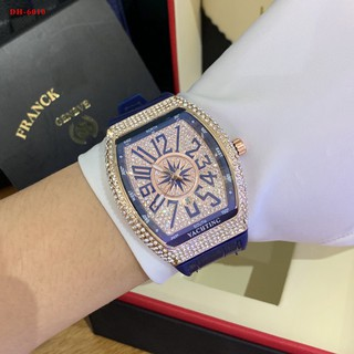 [Mã FASHIONRNK giảm 10K đơn 50K] Đồng hồ nam FM-42 - Full Đá sang trọng, tặng hộp và bảo hành 12 tháng donghovip thumbnail