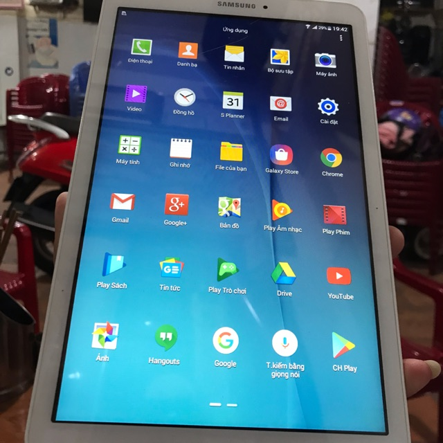 Máy tính bảng Samsung Tab E -T561Y -4g Wiifi