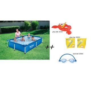 Bể Bơi Nhập Khẩu 56401 Tặng 36112 + 32033 + 21002