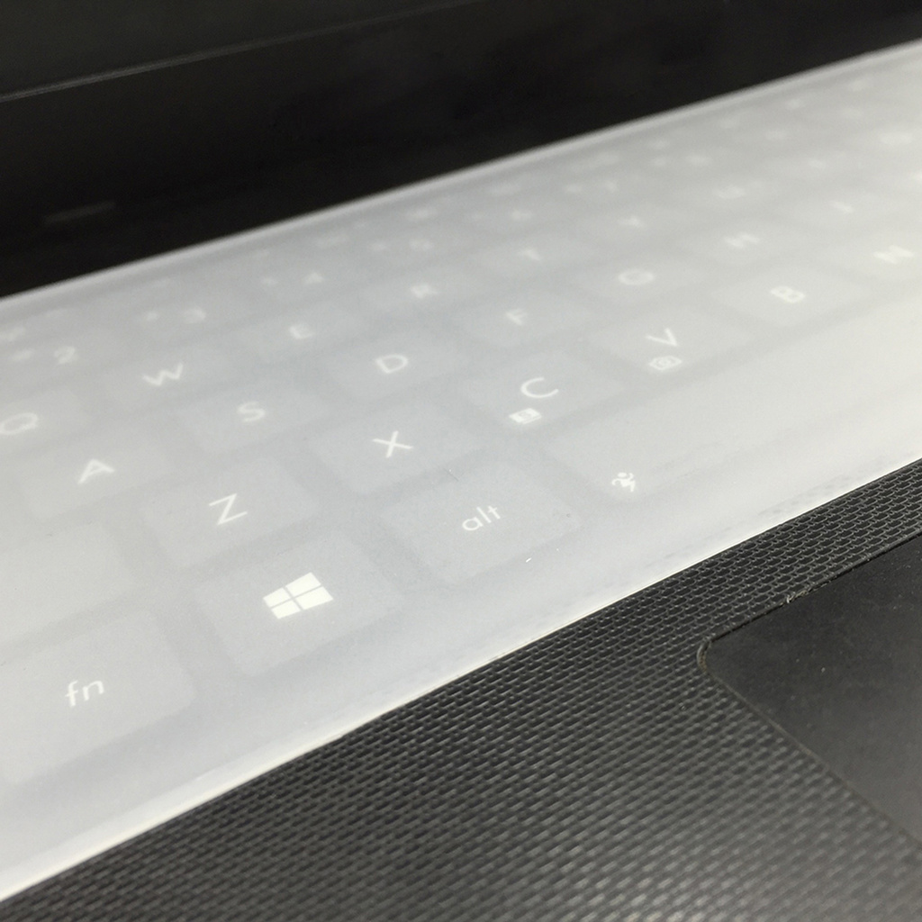 Miếng Dán Bàn Phím Silicon Cho Laptop