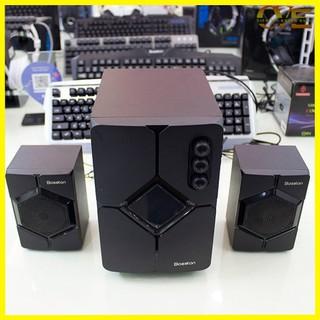 Loa Máy Tính Để Bàn Bosston T1800 Chính Hãng Loa Vi Tính Bluetooth Bosston Loa PC 2 1