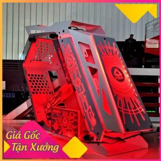 Vỏ case máy tính VSP E-ROG ES1 Gaming (No FAN) -Tặng kèm 4 tấm chắn led mica - Shop Sói Hoang thumbnail