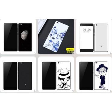 Xiaomi mi note   Nắp lưng xiaomi Mi Note thời trang ( tặng giác hút nắp lưng )