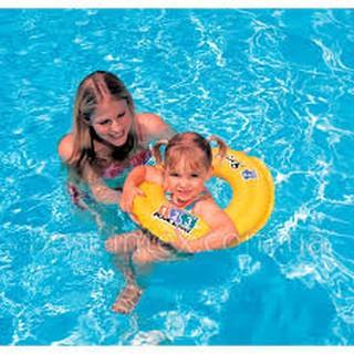 Phao để tập bơi Intex dành cho bé làm quen với nước