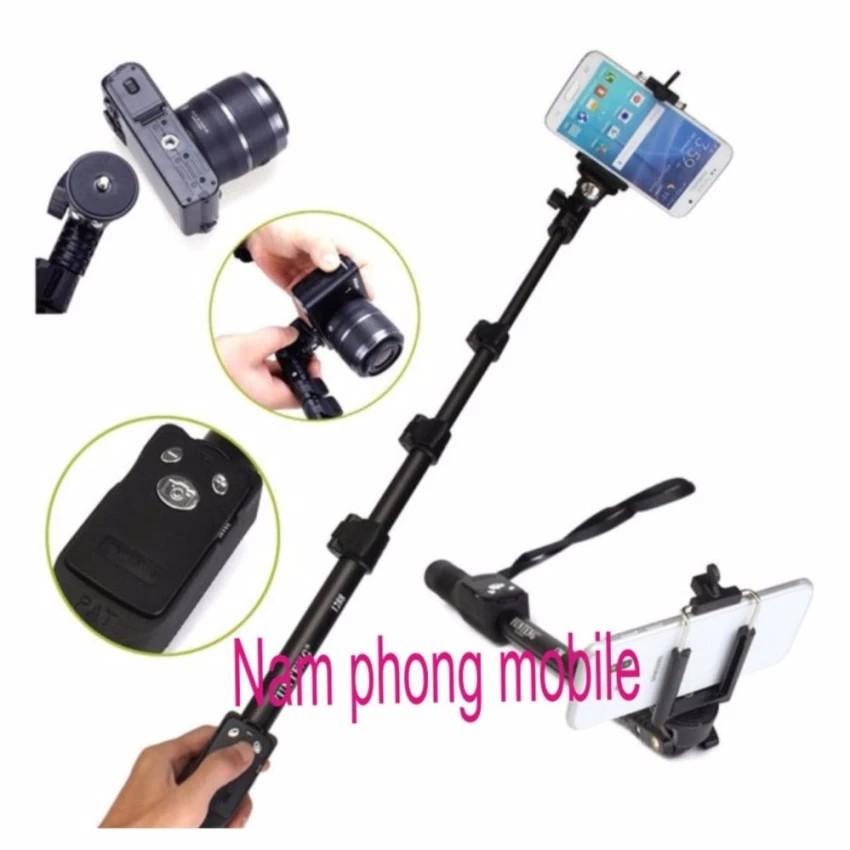 Bộ Gậy chụp hình selfie stick YT yunteng 1288 kèm chân đế tripod YT 228 - 3436506 , 511087979 , 322_511087979 , 155000 , Bo-Gay-chup-hinh-selfie-stick-YT-yunteng-1288-kem-chan-de-tripod-YT-228-322_511087979 , shopee.vn , Bộ Gậy chụp hình selfie stick YT yunteng 1288 kèm chân đế tripod YT 228