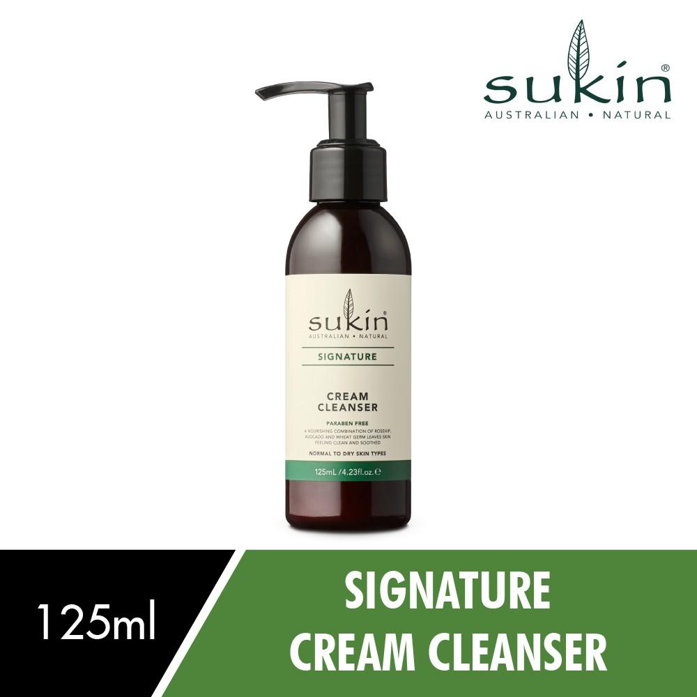[AUTH - Có Quà] Sữa Rửa Mặt Dạng Kem Sukin Cream Cleanser 125ml - 22717173 , 2237281331 , 322_2237281331 , 279000 , AUTH-Co-Qua-Sua-Rua-Mat-Dang-Kem-Sukin-Cream-Cleanser-125ml-322_2237281331 , shopee.vn , [AUTH - Có Quà] Sữa Rửa Mặt Dạng Kem Sukin Cream Cleanser 125ml