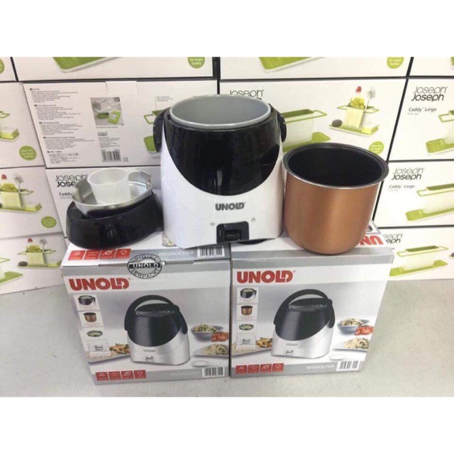 Nồi cơm điện Mini UNOLD 58315  Nồi cơm điện dung tích 1,3lit [NHẬP ĐỨC]