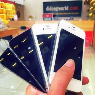 Điện thoại iPhone 4 8G quốc tế full phụ kiện