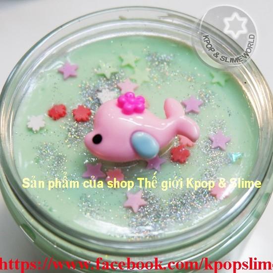 Slime kem Đại Dương Xanh