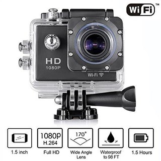 [Miễn phí vận chuyển] Camera hành trình HD 1080 Sport Cam A9