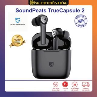 Tai nghe SoundPeats TrueCapsule 2 - Chính Hãng - Bảo Hành 12 Tháng lỗi đổi mới .