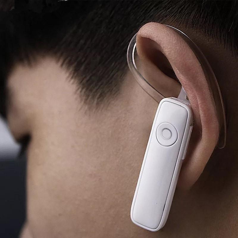 Tai nghe nhét tai bluetooth không giây có mic giá tốt GSDHn346  Tai nghe bluetooth chống ồn lọc âm