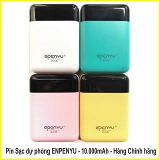 Pin sạc dự phòng EPENYU E863 10.000 mAh 2 Cổng Sạc - Hàng chính hãng - Dùng cực thích thumbnail