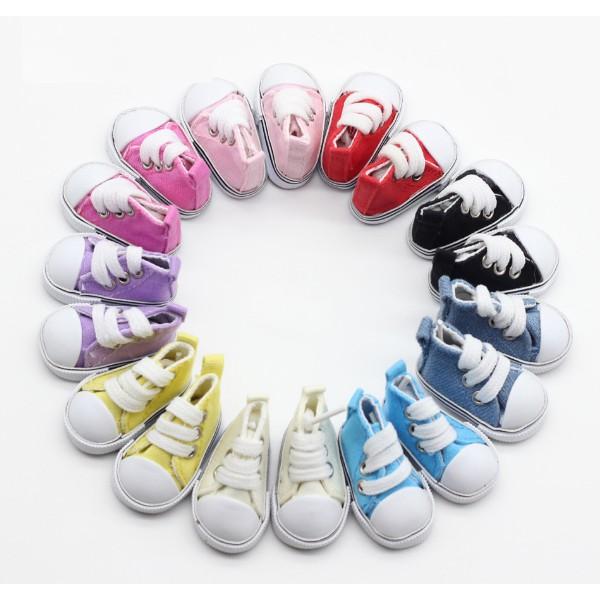 Giày 5cm cho bjd 1/6, Xinyi nam, EXO 15 , 20cm