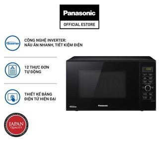 Lò Vi Sóng Inverter Có Nướng Panasonic NN-GD37HBYUE – Bảo Hành 12
